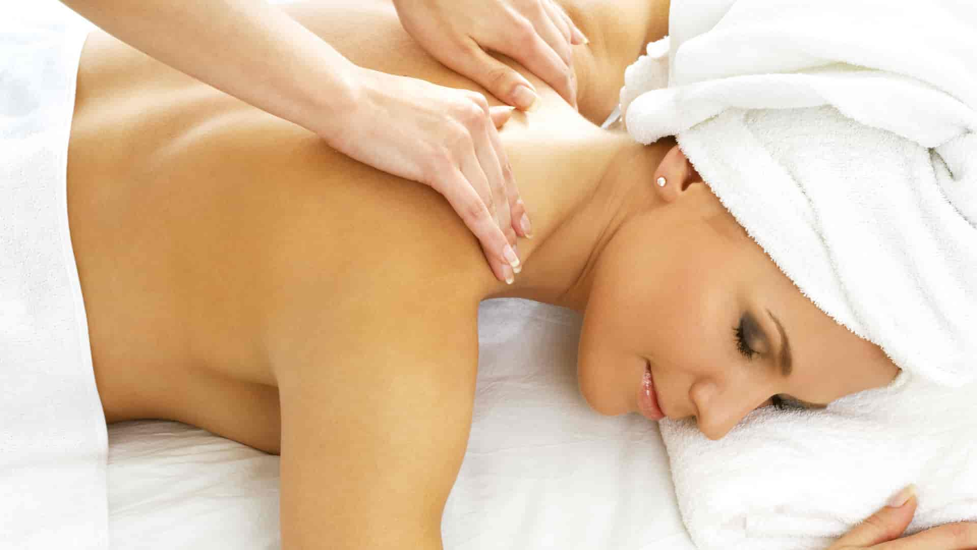 Naked Body To Body Massage